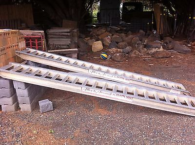 Alloy Loading Ramps