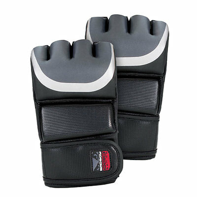 Bad Boy Pro Series 3.0 MMA Gloves Black/Silver