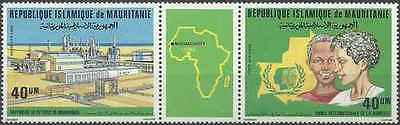 Timbres Mauritanie PA229A ** lot 18272