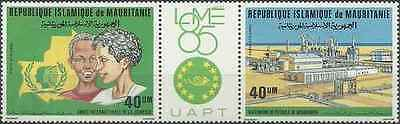 Timbres Mauritanie PA229A ** lot 18273