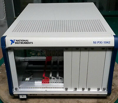 National Instruments NI PXI-1042 8-Slot Industrial PXI Mainframe Chassis