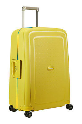 SAMSONITE S'CURE Valigia Spinner 69 cm LEMON/CIELO