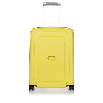 SAMSONITE S'CURE Valigia Spinner 55 cm LEMON/CIELO