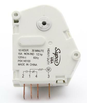 K1400 Defrost Timer for General Electric, Hotpoint, AP2061693, PS310852, WR9X483