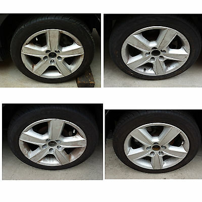 Ford BA XR6 Turbo XR8 4 x 17 inch Alloy Wheels With Tyres