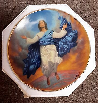 The Transfiguration -  Franklin Mint Collector's Plate- Fine Porcelain