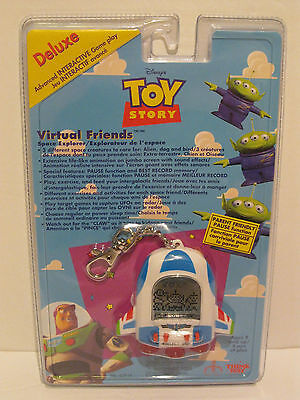 Brand New Thinkway Disney Toy Story Deluxe Virtual Friends Space Explorer