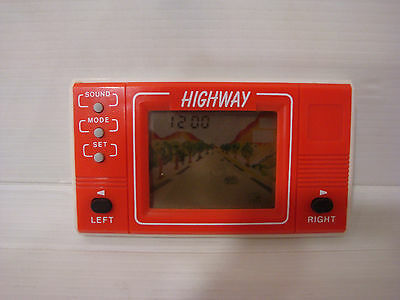 SBS Jeu electronique LCD type Game & Watch mini arcade HIGHWAY