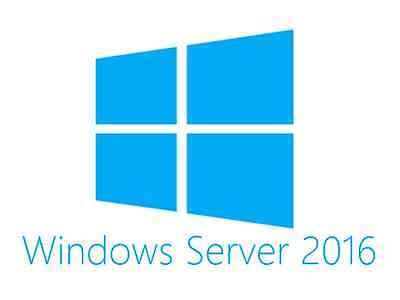 Windows Server 2016 Standard 64bit