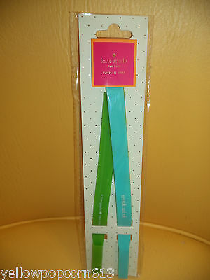 Nwt Kate Spade Sunglass Strap Turquoise And Green On Sale Now
