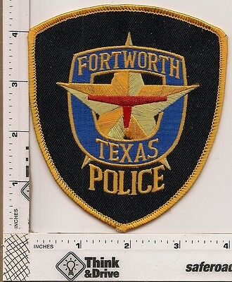 Fort Worth Police. Texas.
