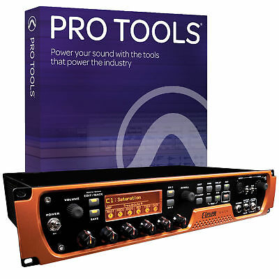 Avid Eleven Rack with Pro Tools 12 Perpetual License