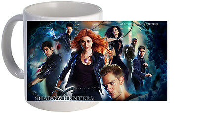Shadowhunters Cast Mug. Brand New.