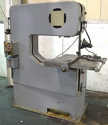 """Doall 30"""" Vertical Band Saw"""