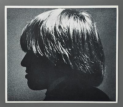 David Bailey 1965 Box of Pin-ups Halftone Photo Print Brian Jones Rolling Stones