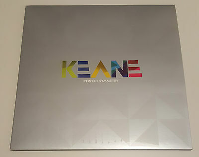 "KEANE Perfect Symmetry UK 2-track 7"" Vinyl Single Limited Edition"