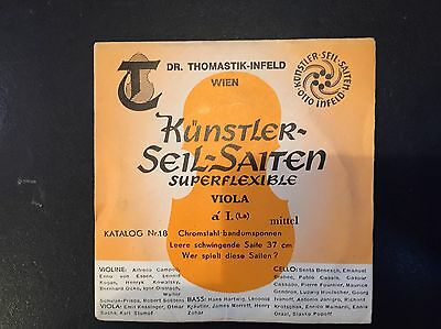 Thomastik Superflexible Viola A String Med Offered Less Than Half RRP of £9.89