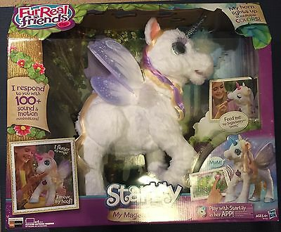 FurReal Friends StarLily, My Magical Unicorn. NEW IN BOX