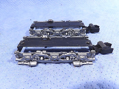Two American Flyer S Guage Truck Side Frames For 471 & Other Diesel Locomotives