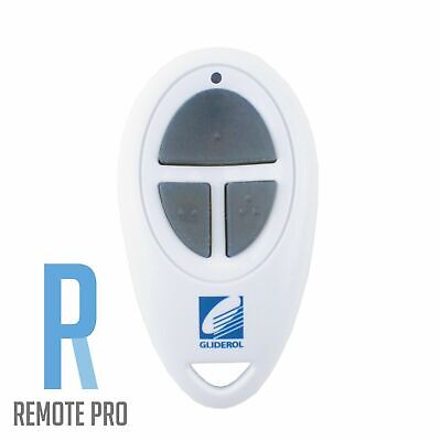 Gliderol Genuine/Original TM-390+ Optima Dual Garage Door Remote