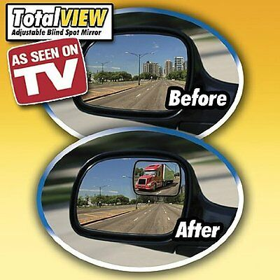 Ontel Total View 360 - Adjustable Blind Spot Mirror - As Seen On TV!,
