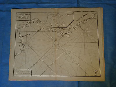 Mount & Page, 1770 - Mediterranean coast of FRANCE, parts of Spain & Italy