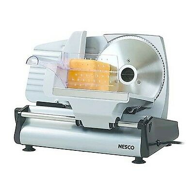 Nesco FS-200 Food Slicer 180-watt Silver