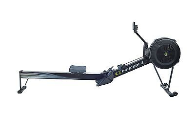 Concept2 Model D Indoor Rowing Machine with PM5 Black