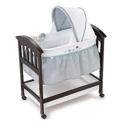 Summer Infant Turtle Tales Wood Bassinet