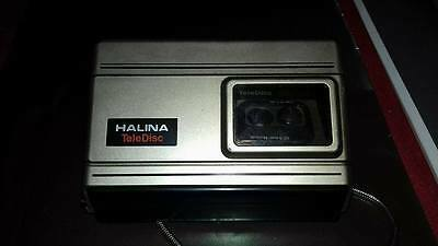 Vintage Hanimex Tele Disc 320 Disc Camera Photography Collectable Photo