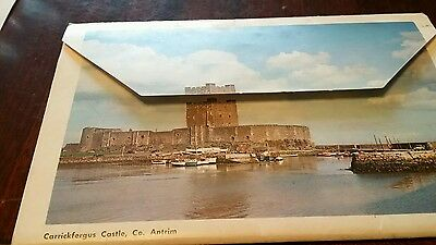 Old 13 View Picture Colour Souvenir of Northern Ireland