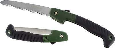 FOLDING GARDENING SAW bushcraft camping hand pruning wood