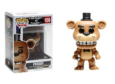 Funko Pop Games Springtrap Vinyl Figure #11033 Five Nights at Freddy/'s