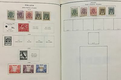 Poland 1919/39 Lot Of 14 V. Mlh* & Used For Description Look At The Picture Spl