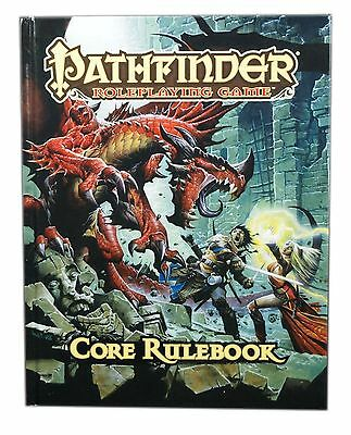 Paizo, Pathfinder Roleplaying Game, Core Rulebook Guide, New