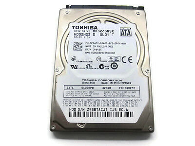Hard Disk 320 Gb Per Sony Ps3 (Caddy Non Incluso) Per Ps3 Fat Slim E Superslim