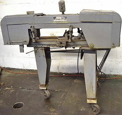 "Johnson #b 6"" X 11"" Horizontal Band Saw"