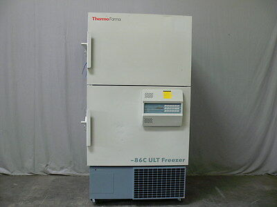 Thermo Forma 8584  -86 ºC Double Door Laboratory Freezer - Tested & Working