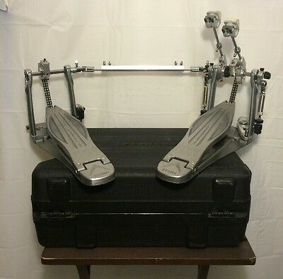 "Tama Iron Cobra ""Speed Cobra"" Double Bass Drum Pedal - COMPLETE"
