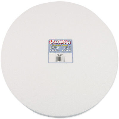 """Smooth Foam Disc-12""""X1"""""""