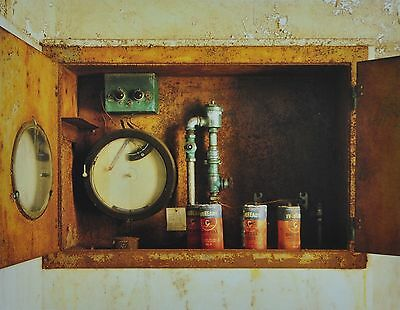 Stephen Wilkes Ellis Island #3 Photo Art Print 27x41 Electro Shock Therapy Room