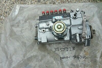 Ford County TW25 TW35(DSA 271) CAV/Minimec  Diesel Injection/Injector Pump