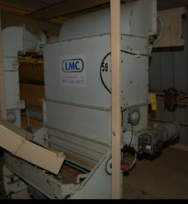 LMC 184E Grain or Seed Aspirator and 424E Grain or Seed Aspirator or Huller
