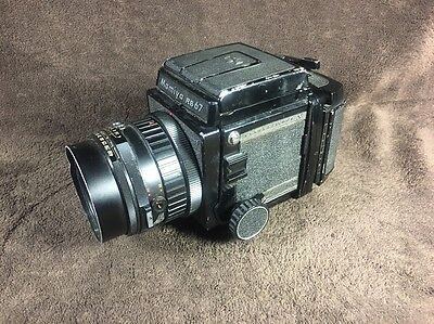 Mamiya RB67 Pro S Medium Format SLR Film Camera W/ 150mm f:4 Lens