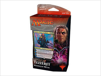 Magic the Gathering Aether Revolt - Tezzeret Planeswalker Deck