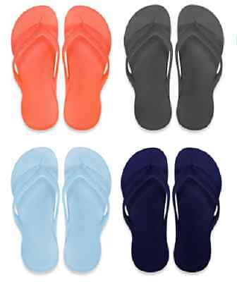 NEW Archies Arch Support Thongs / Orthotic Shoes Sandals / Unisex / Diff Colours