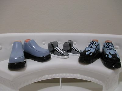 bratz doll BOYS shoes boots for 10 inch lot #16