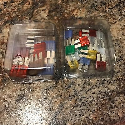 (TWO KITS) ASD Micro 2 - 14 Piece & Micro 3 - 8 Piece Fuse Assortments