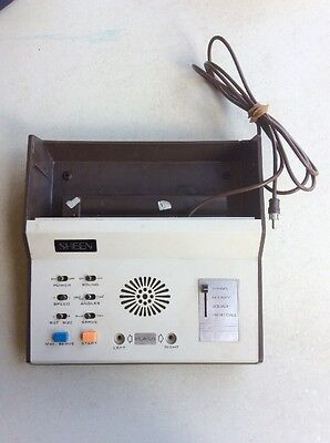 Vintage Sheen TV Game Console