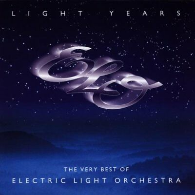Light Years The Very Best Of Electric Light Orchestra Cd Brand New